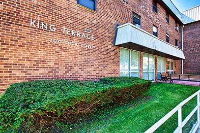 King Terrace Apartments Phoenixville Pa
